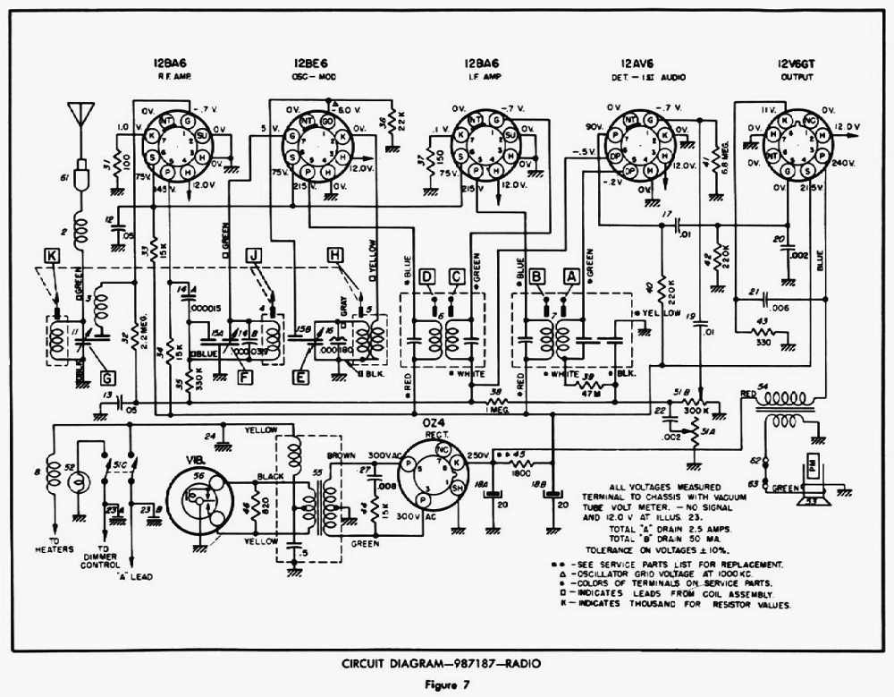 Chevrolet Wiring Diagrams Free Download Streambrown